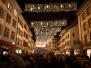 Einschalten der Weihnachtsbeleuchtung 2012