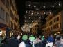 Einschalten der Weihnachtsbeleuchtung 2013