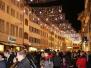 Einschalten der Weihnachtsbeleuchtung 2016