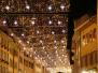 Einschalten der Weihnachtsbeleuchtung 2017